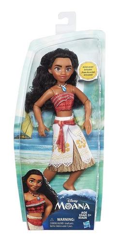 muñeca moana articulada (8064)