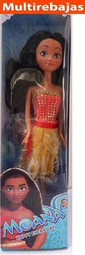 muñeca moana / coleccion de moana
