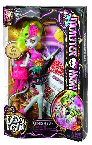 muñeca monster alta freaky fusion lagoonafire