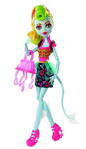 muñeca monster high freaky fusion lagoonafire