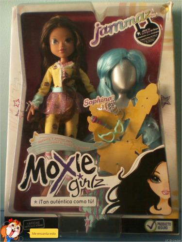 muñeca moxie girlz