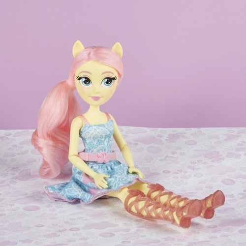 muñeca my little pony equestria girls fluttershy (3790)