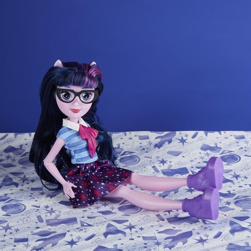 muñeca my little pony equestria girls twilight spark. (3790)