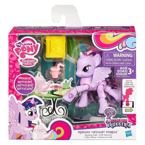 muñeca my little pony twilight sparkle original hasbro