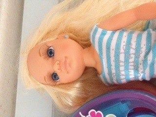 muñeca nancy peinados usada en buen estado
