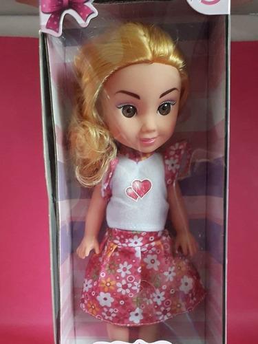muñeca para niñas bebe juguete princess regalo