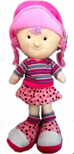 muñeca pepona soft campestre 53 cm - jugueteria aplausos