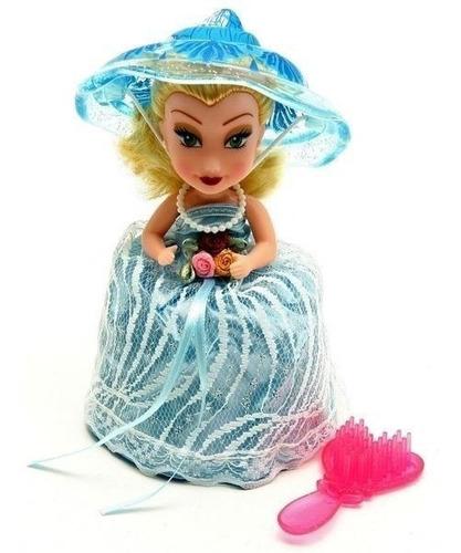 muñeca perfumada sundae surprise novia perfume cepillo