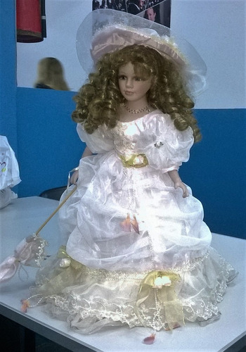 muñeca porcelana china lomas de zamora