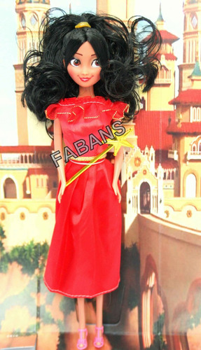 muñeca princesa elena de avalor barbie nueva juguetes niña