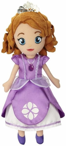 muñeca princesita sofia soft doll mattel jugueteria aplausos