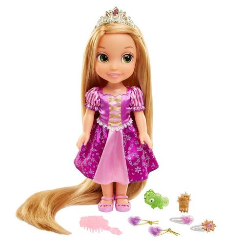 muñeca rapunzel pelo ultra largo