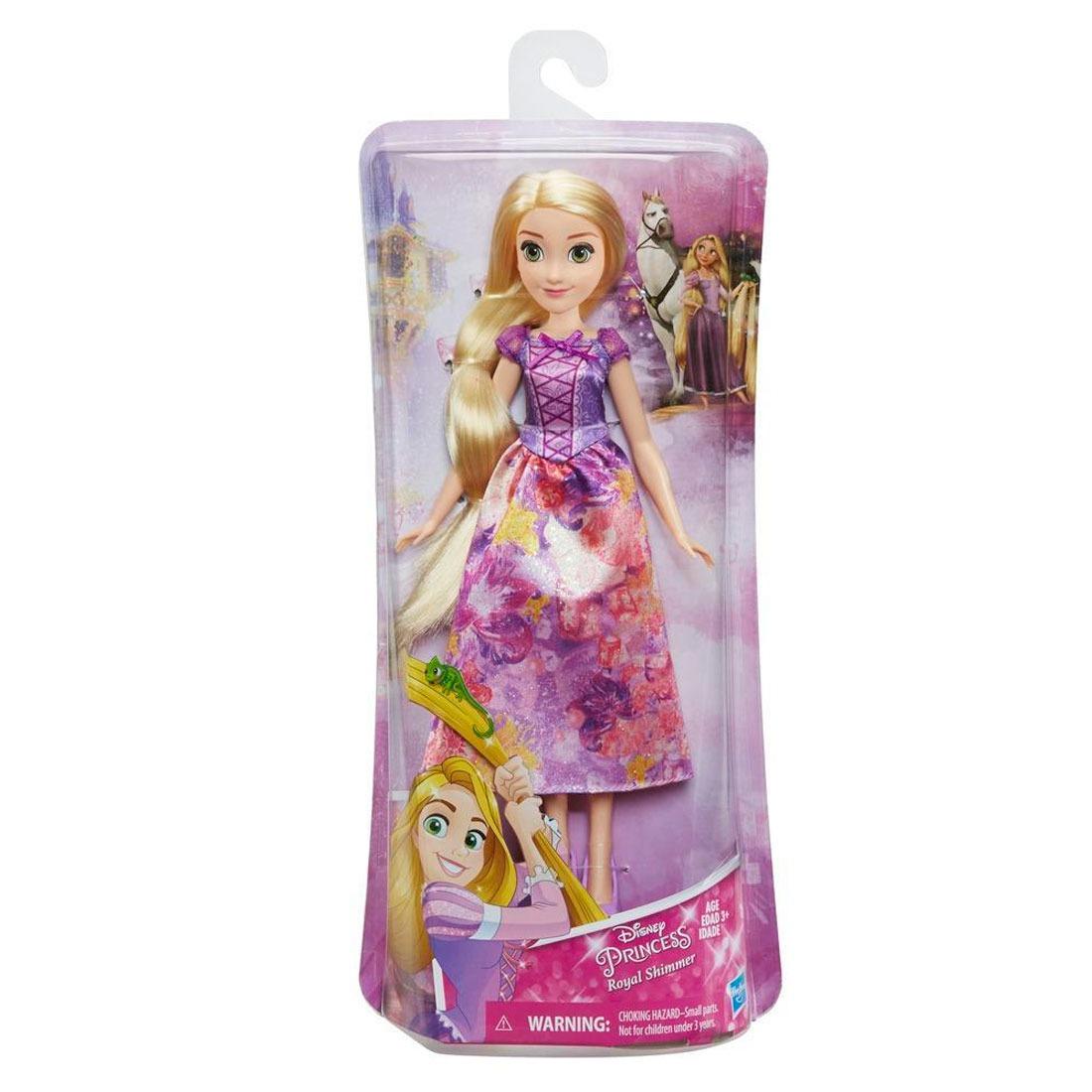 Muñeca Hasbro Royal En Rapunzel Shimmer 299 00 Disney Princesas r6rqw