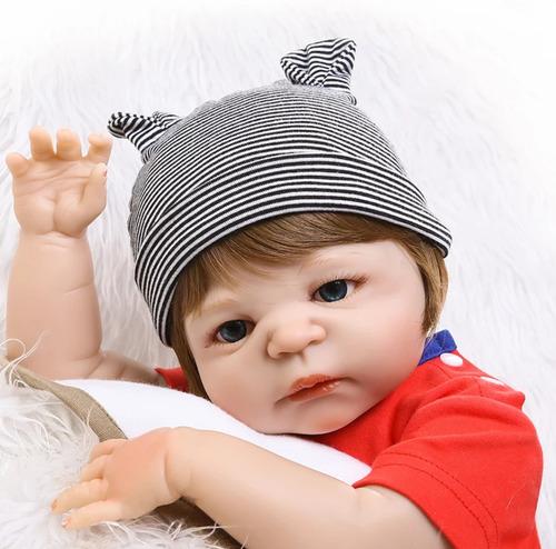 muñeca reborn realista envío rápido desde chile niña 28cm