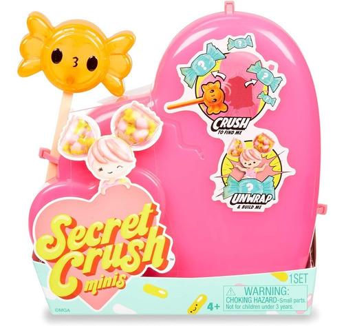 muñeca secret crush mini coleccionable sorpresa educando
