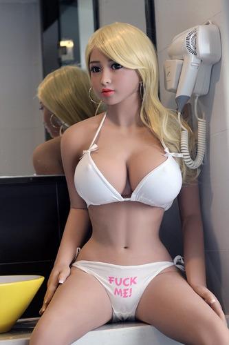 muñeca sexual de silicona de 158cm   real sex doll