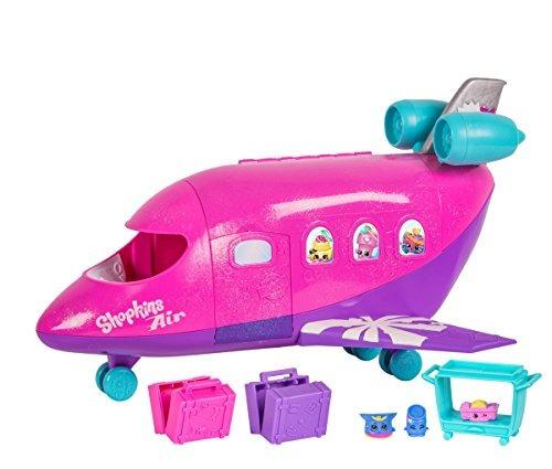 muñeca shopins, jet privado.