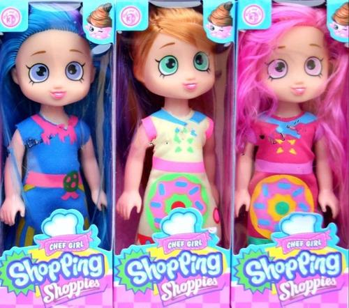 muñeca shopkins juguete shopkings shopping juguetes niña