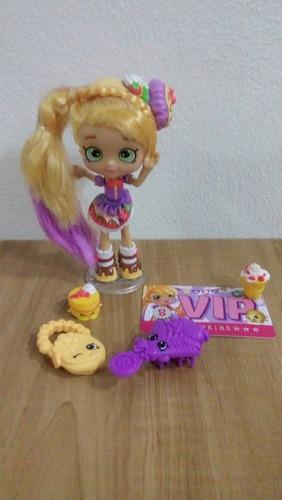 muñeca shopkins pam cake