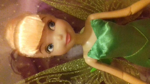 muñeca thinker bell