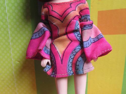 muñeca topper corporation coleccionable de 1970.