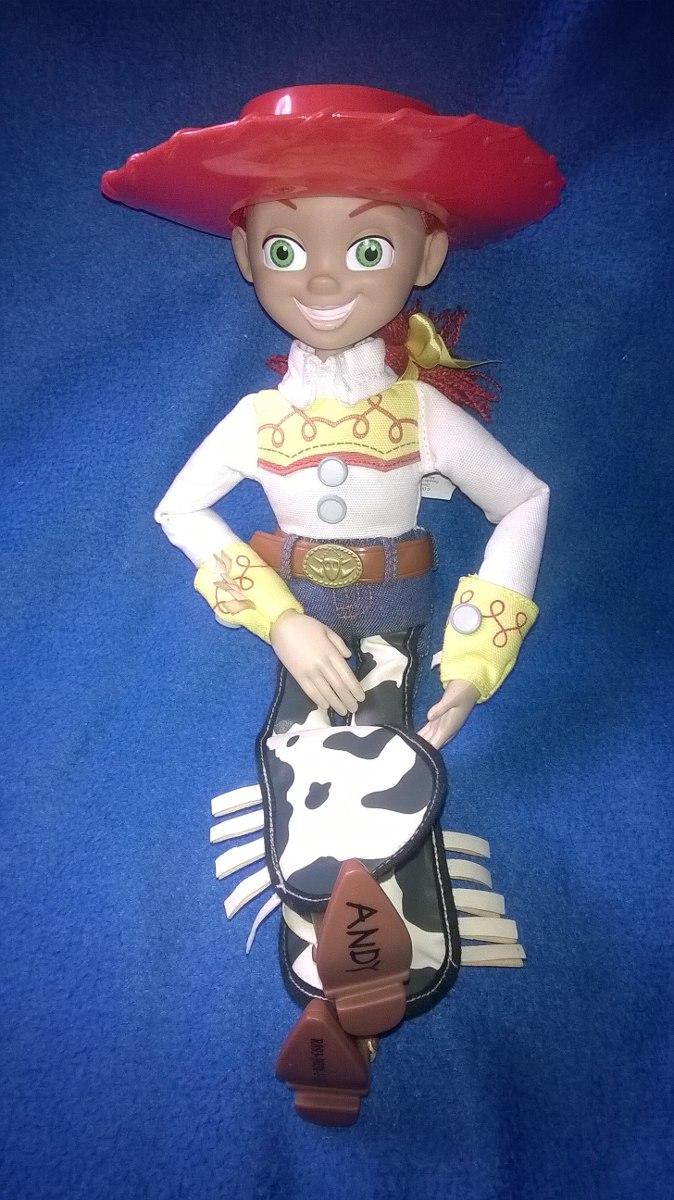 41cfc1648ba1c muñeca toy story jessie original. Cargando zoom.