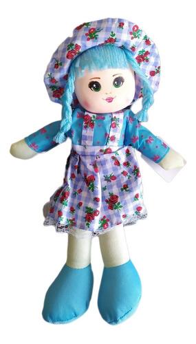 muñeca trapo niña juguete didactico colores jugueteria