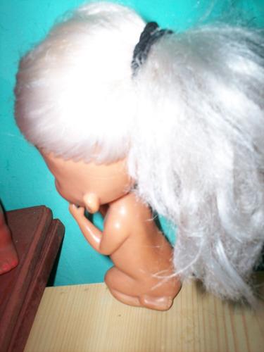 muñeca yolly bell eva mide 20 cm