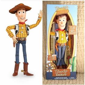 3153f9e80c6df Muñeco Woody Original Disney Store 40cm Toy Story Ingles