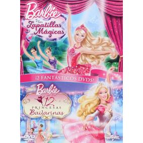 Barbie Y Las Zapatillas Mágicas Las 12 Princesas Bailarinas