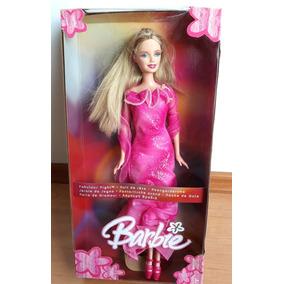 4a7ad8cf81 Vestidos Vestiditos Para Barbie 5 Piezas. Distrito Federal · Barbie Muñeca  Noche De Gala Vestido Rosa 3+
