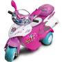 Moto Bateria Beauty Rosada (moba02)
