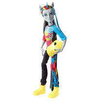 Muñeco Monster High Neighthan Rot Freaky Fusion