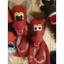 Muppets O Títeres 2 Monos 1 Lobo Precio X Cada Uno