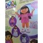 Muñeca Dora La Exploradora 38 Cm Quinceañera Sonido