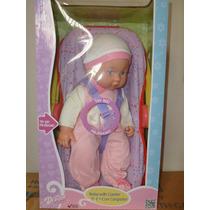 Muñecas Con Accesorios Marca Dream Collection ***nuevas***