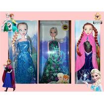 Frozen Muñecas Anna Y Elsa Regalo De Navidad