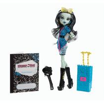 Monster High Muñeca Frankie Scaris Original E Importada!