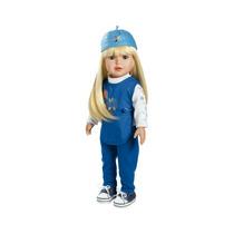 Muñeca De 45cm Chica Scouts Adora! Realmente Hermosa