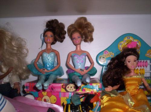 muñecas articuladas disney originales