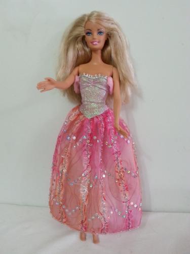 muñecas barbie  fiesta y cantantante