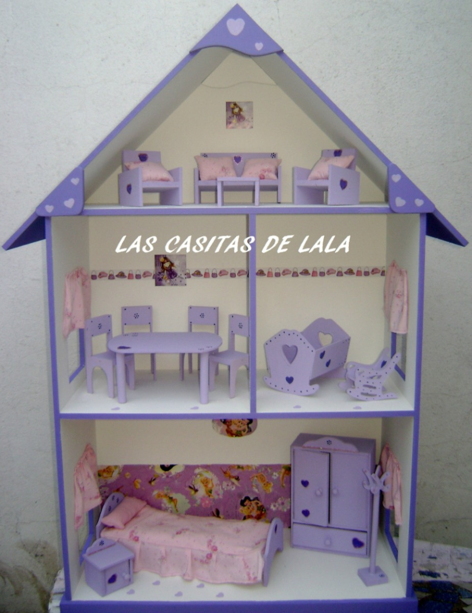 1000 images about casitas de mu ecas on pinterest doll for Muebles de munecas
