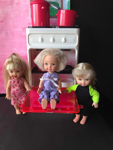 muñecas barbies