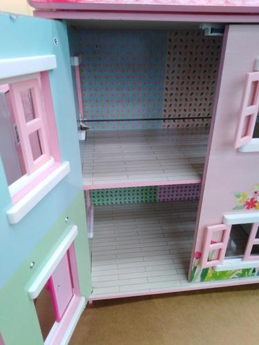 muñecas casa casa para