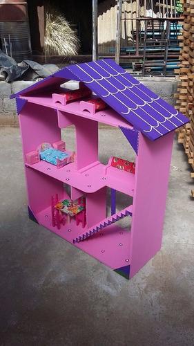muñecas casa juguete casa para