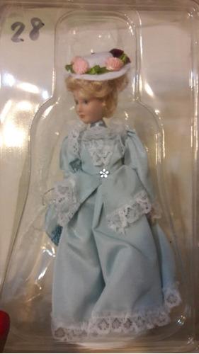 muñecas de porcelana del romanticismo vi
