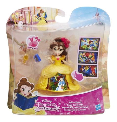 muñecas disney princesas bella cuenta historias (2512)
