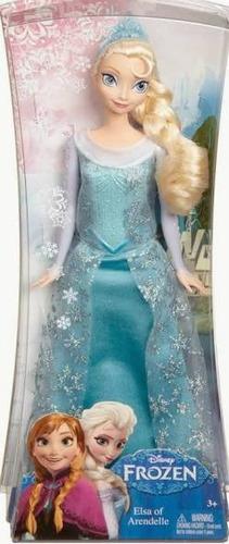 muñecas elsa frozen basica