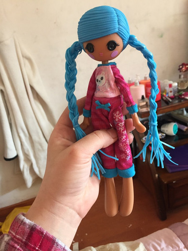 muñecas lalaloopsy