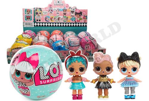 muñecas lol coleccionables sorpresa varios modelo